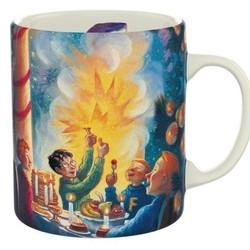 Christmas at Hogwarts Mug
