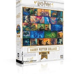 Harry Potter Collage Puzzle