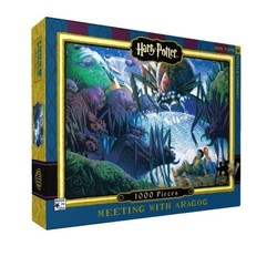 Harry Potter - Meeting with Aragog Puzzle