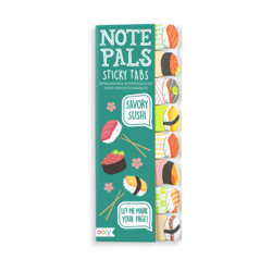 Note Pals - Savory Sushi
