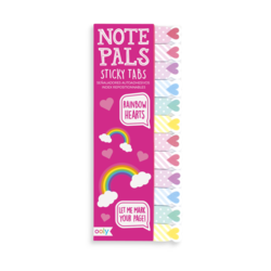 Note Pals - Rainbow Hearts