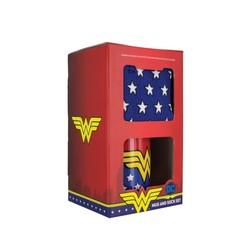 Wonder Woman Mug & Sock Set