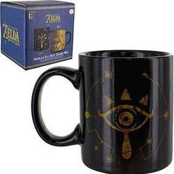 Sheikah Eye Heat/ Zelda Changing Mug