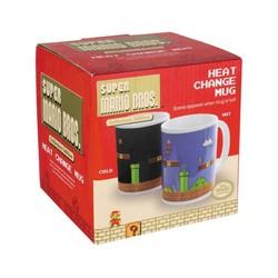 Super Mario Bros Heat Changing Mug - 2D