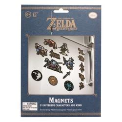 The Legend of Zelda Magnets