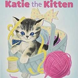 Katie the Kitten - A Little Golden Book