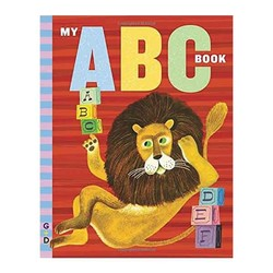 My ABC Book Vintage