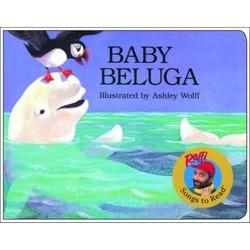 Baby Beluga Book by Raffi