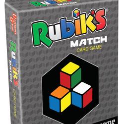 Rubik's Match Card Game Tin
