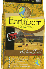 Earthborn Earthborn Holistic Dog Food Western Feast 28#