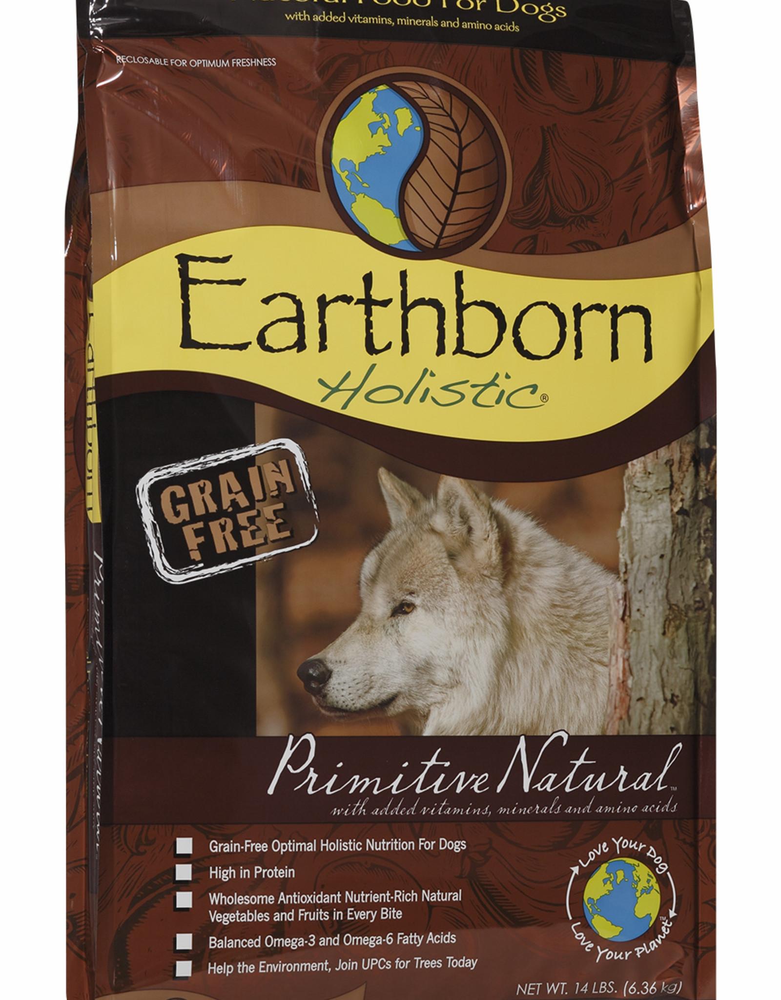 Earthborn Earthborn Holistic Dog Food Primitve Natural