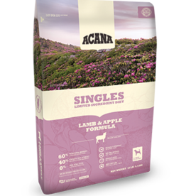 Acana Acana Singles Lamb & Apple 4.5, 13, 25#