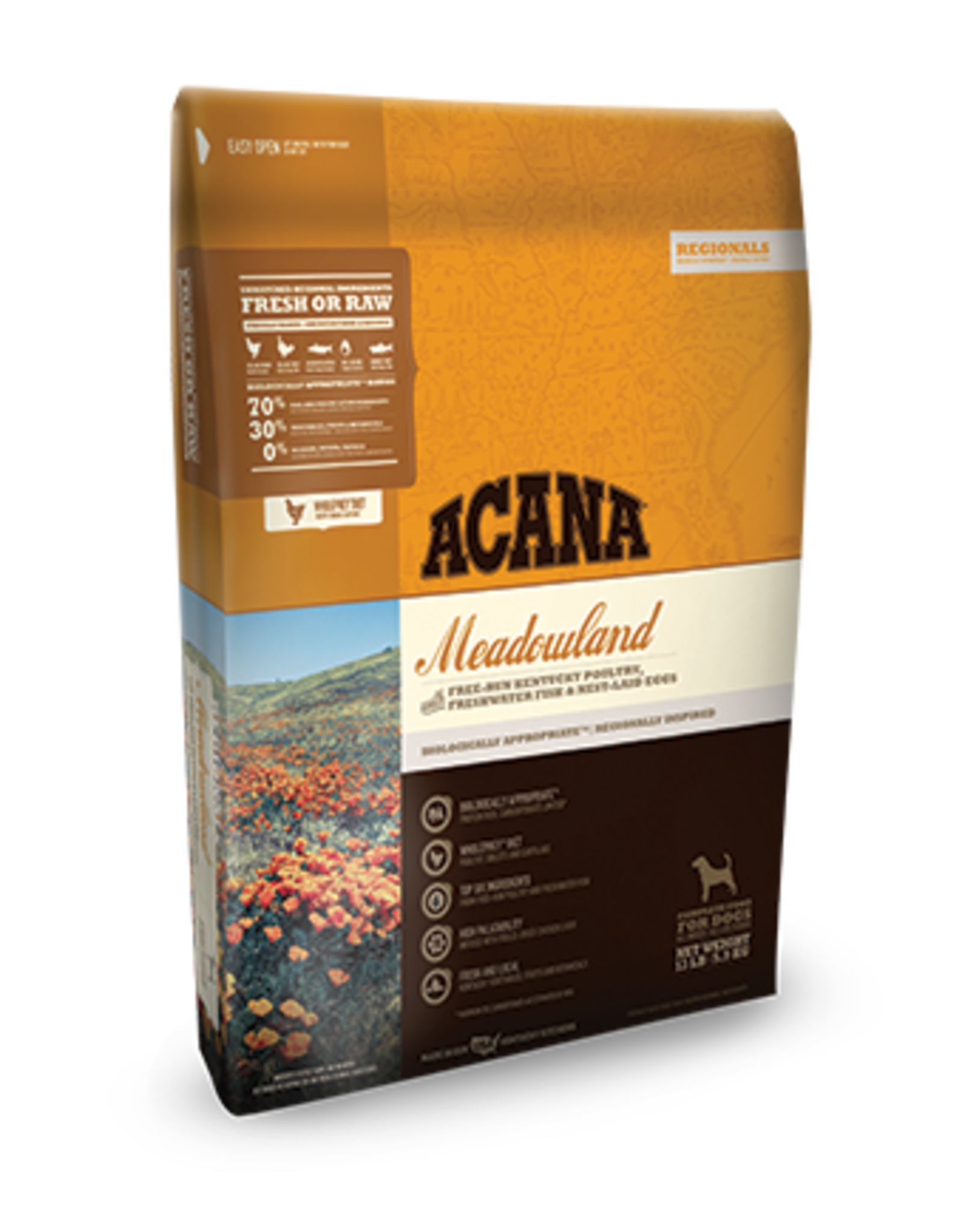 Acana Acana Regionals Dog Food Meadowland