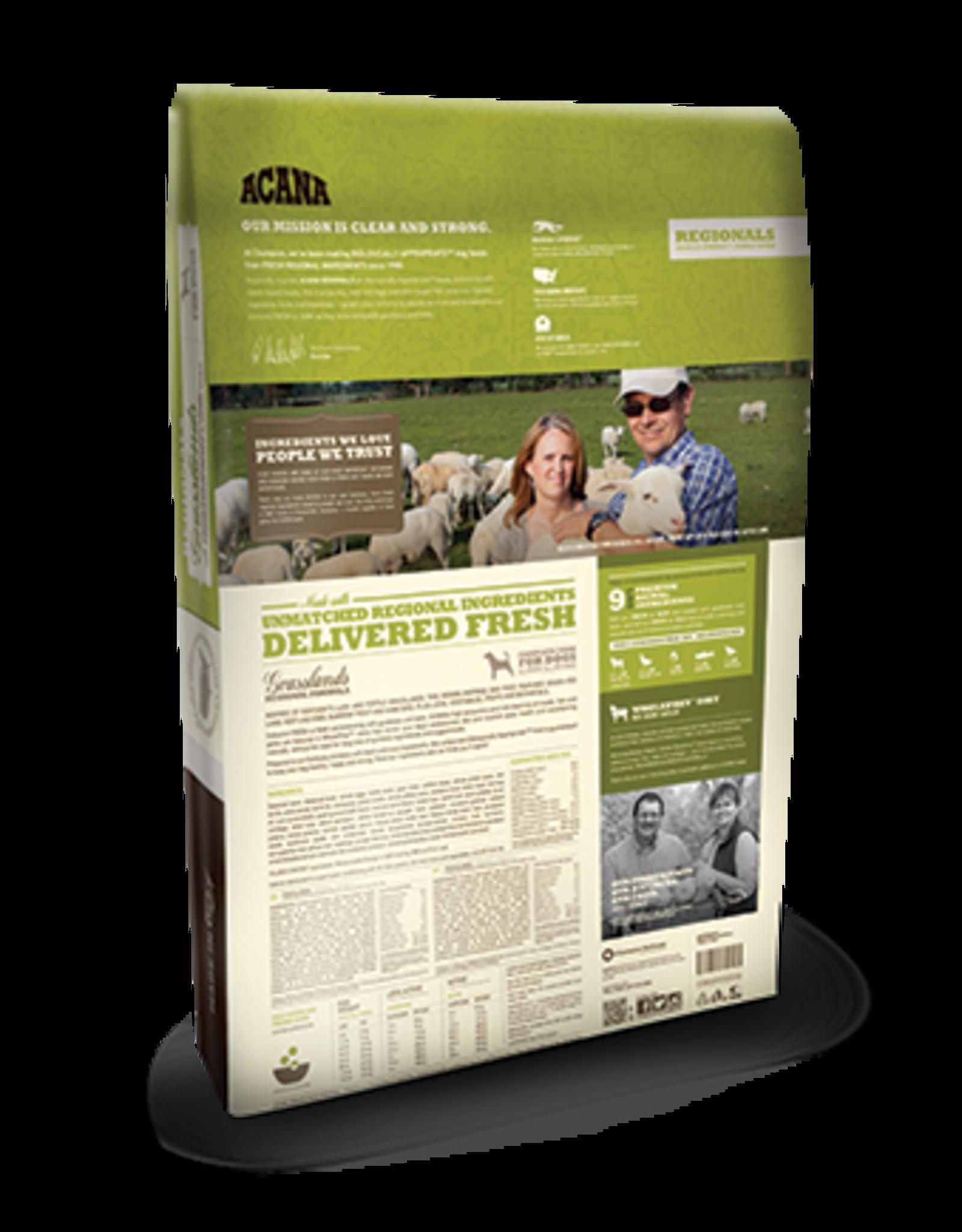 Acana Acana Regionals Dog Food Grasslands