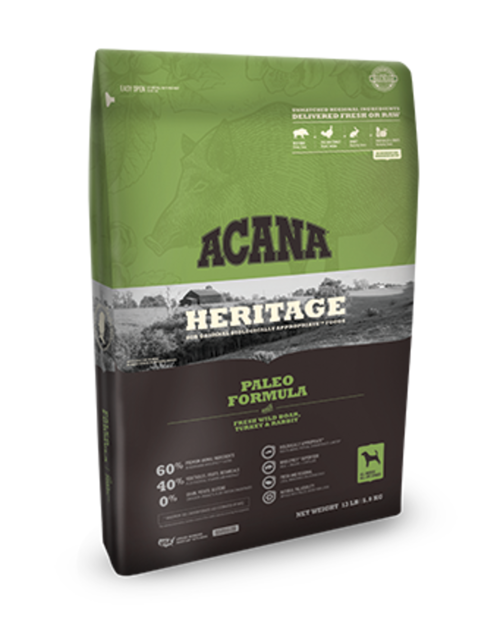 Acana Acana Heritage Dog Food Paleo