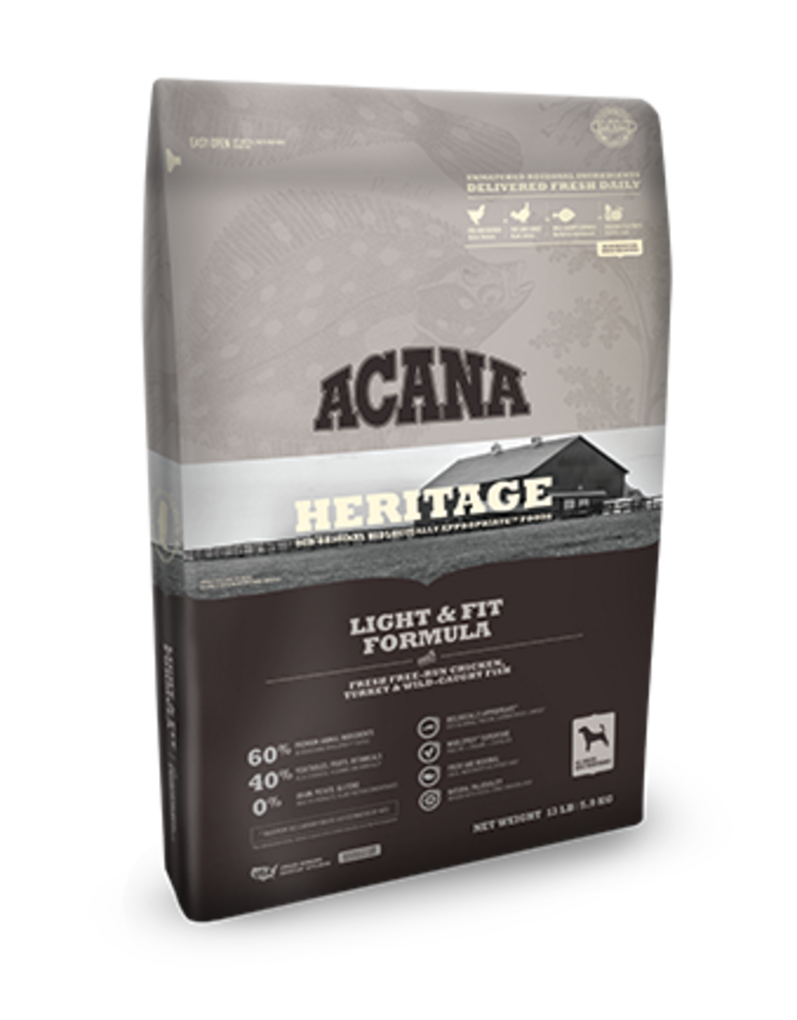 Acana Acana Heritage Dog Food Light & Fit