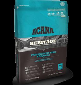 Acana Acana Heritage Freshwater Fish 4.5, 13, 25#