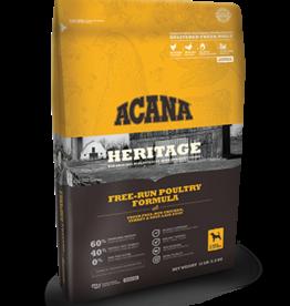 Acana Acana Heritage Free-Run Poultry 4.5, 13, 25#