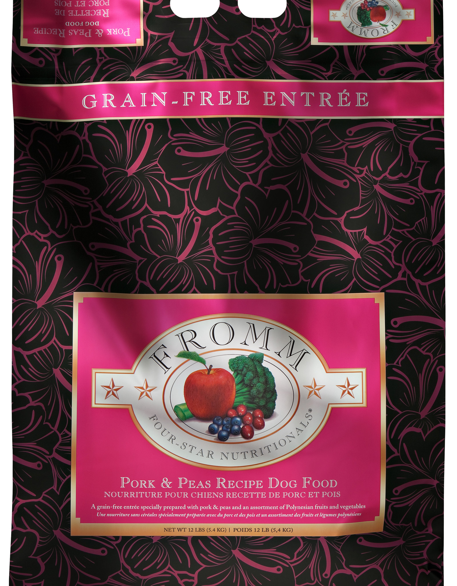 Fromm Fromm Four Star GF Dog Pork & Peas