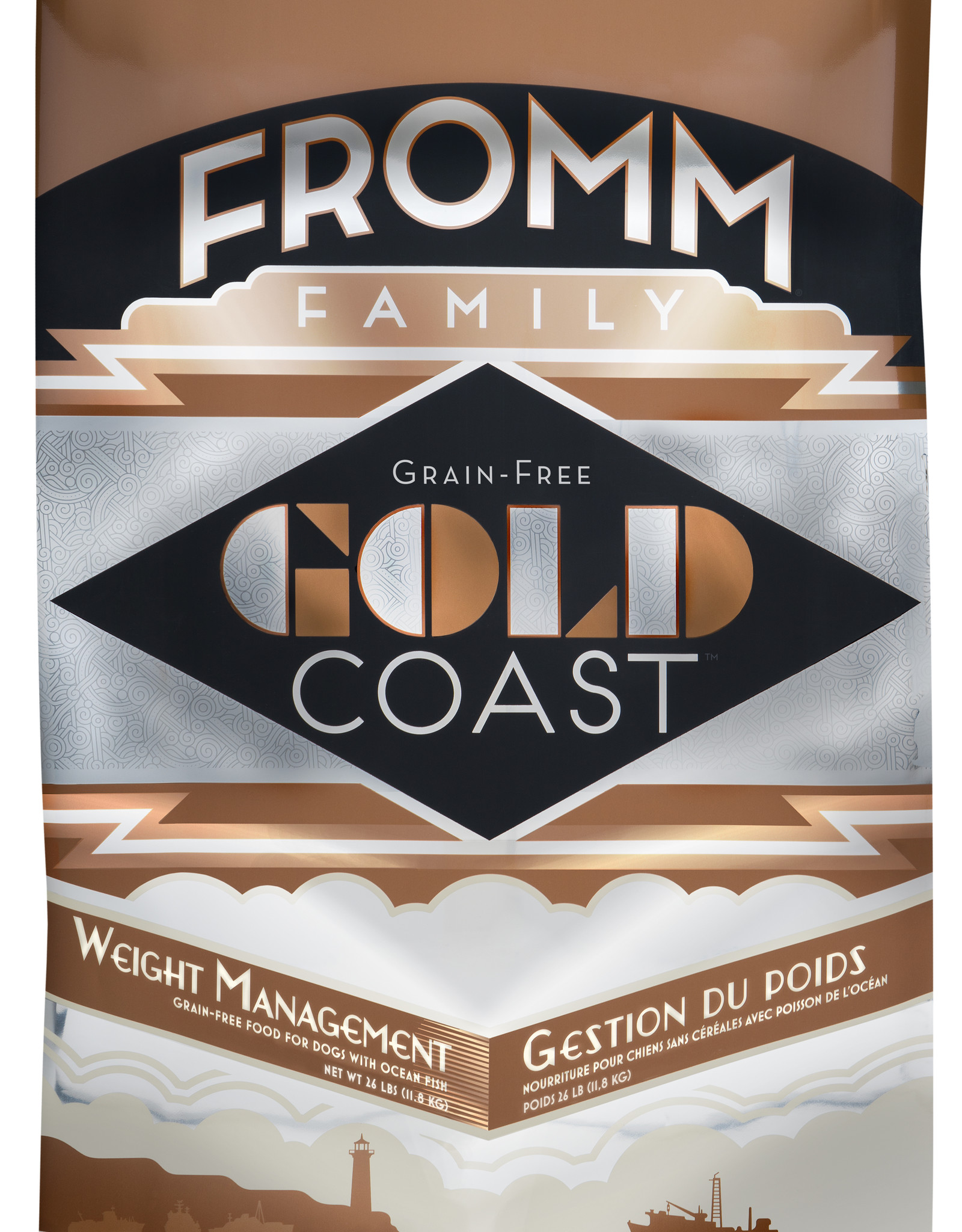 Fromm Fromm Gold GF Dog Gold Coast Weight Management