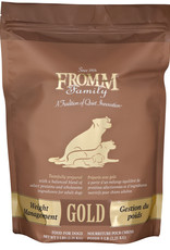 Fromm Fromm Gold Dog Foods Weight Management