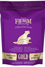 Fromm Fromm Gold Dog Foods Small Breed Adult