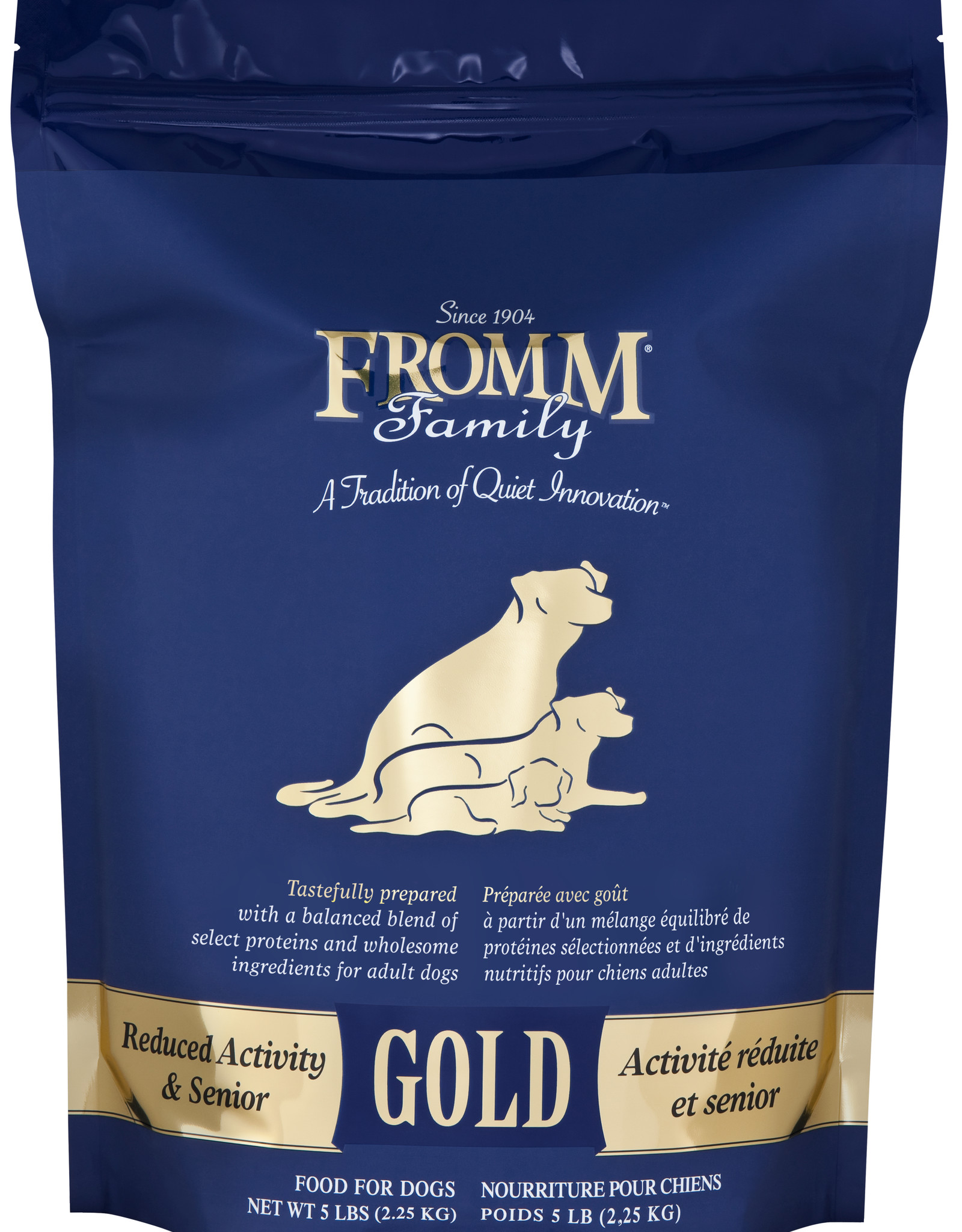 Fromm Fromm Gold Dog Foods Senior/Reduced Activity