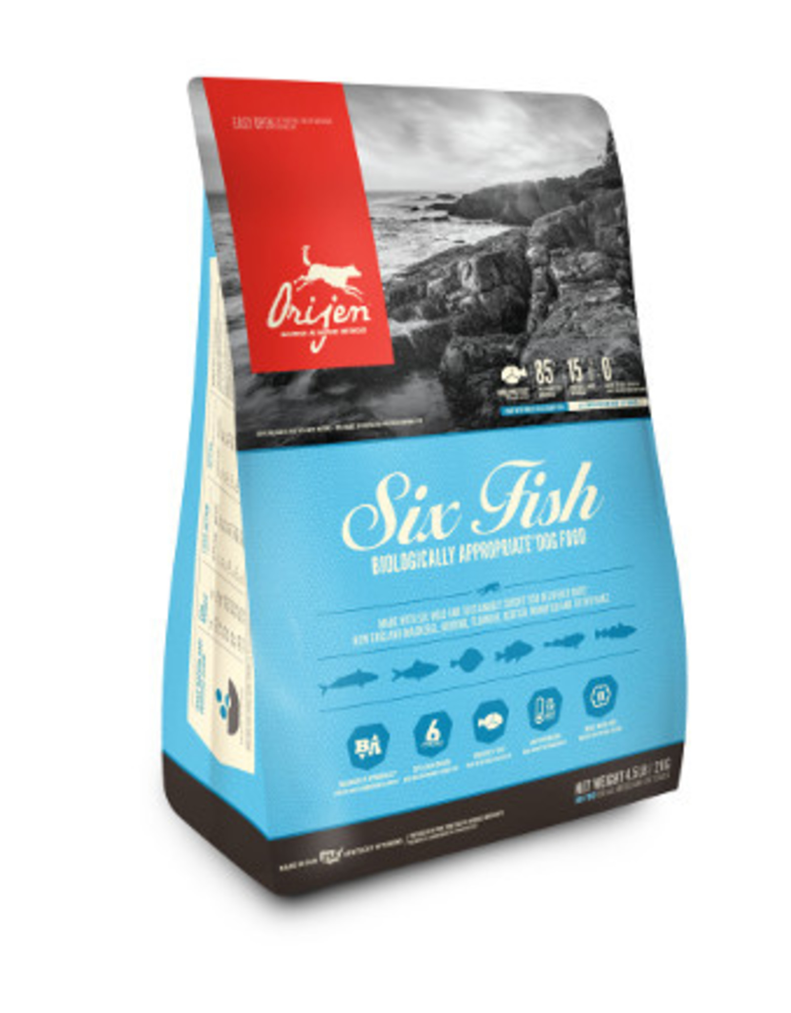 Orijen Orijen Dog Food Six Fish