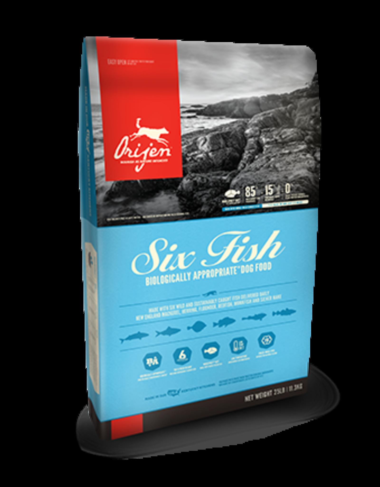 Orijen Orijen Dog Food Six Fish