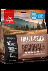 Orijen Orijen Dog Food Freeze Dried Regional Red