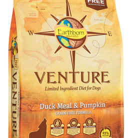 Earthborn Earthborn Venture Dog Food Duck Meal & Pumpkin
