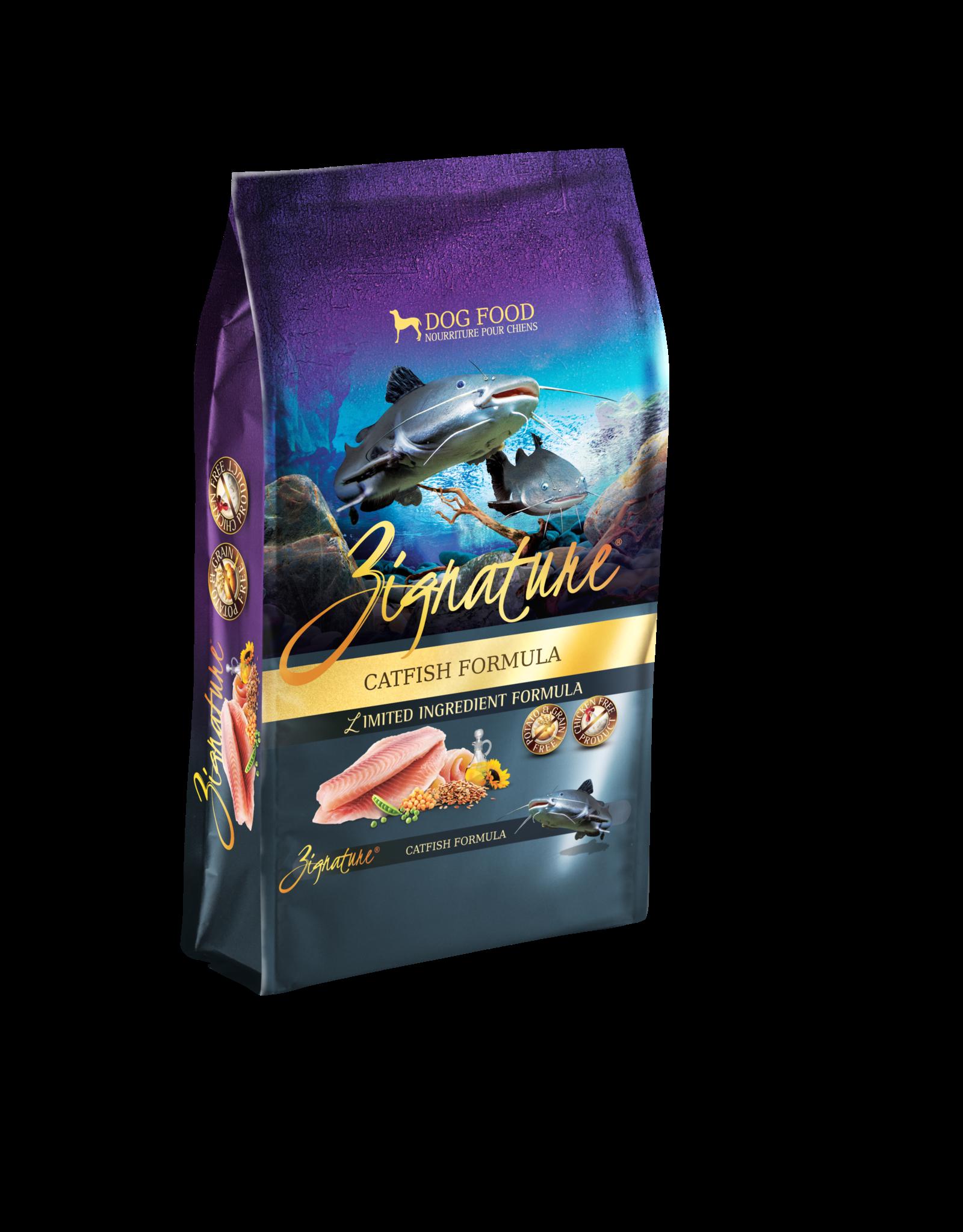 Zignature Zignature Dog Food Catfish Formula
