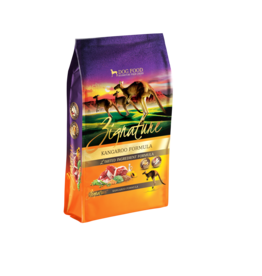 Zignature Zignature Dog Food Kangaroo Formula