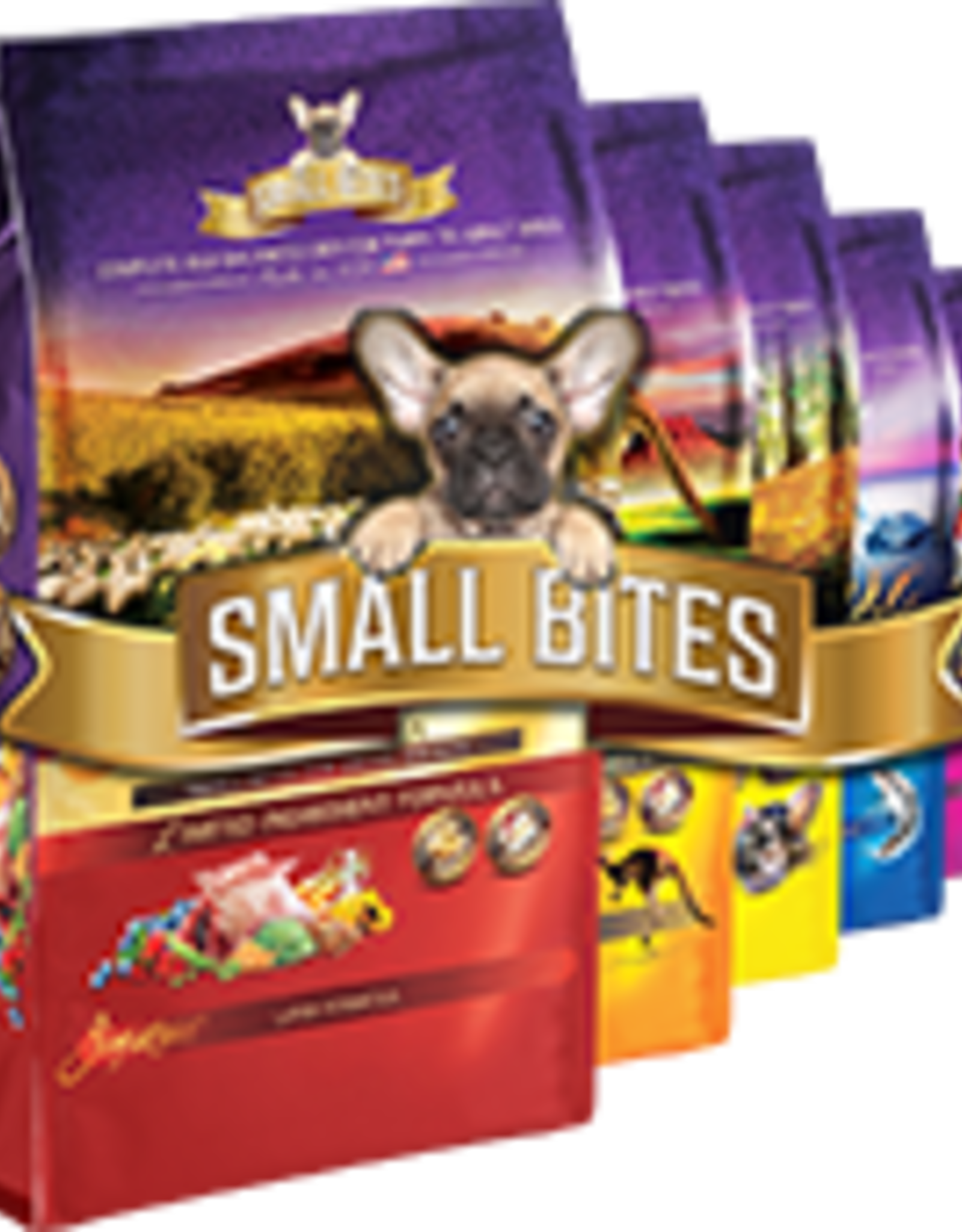 Zignature Zignature Dog Food Trout & Salmon Meal Formula Small Bites