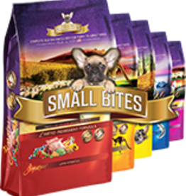 Zignature Zignature Dog Food Turkey Formula Small Bites