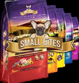 Zignature Zignature Dog Food Zssential Formula Small Bites