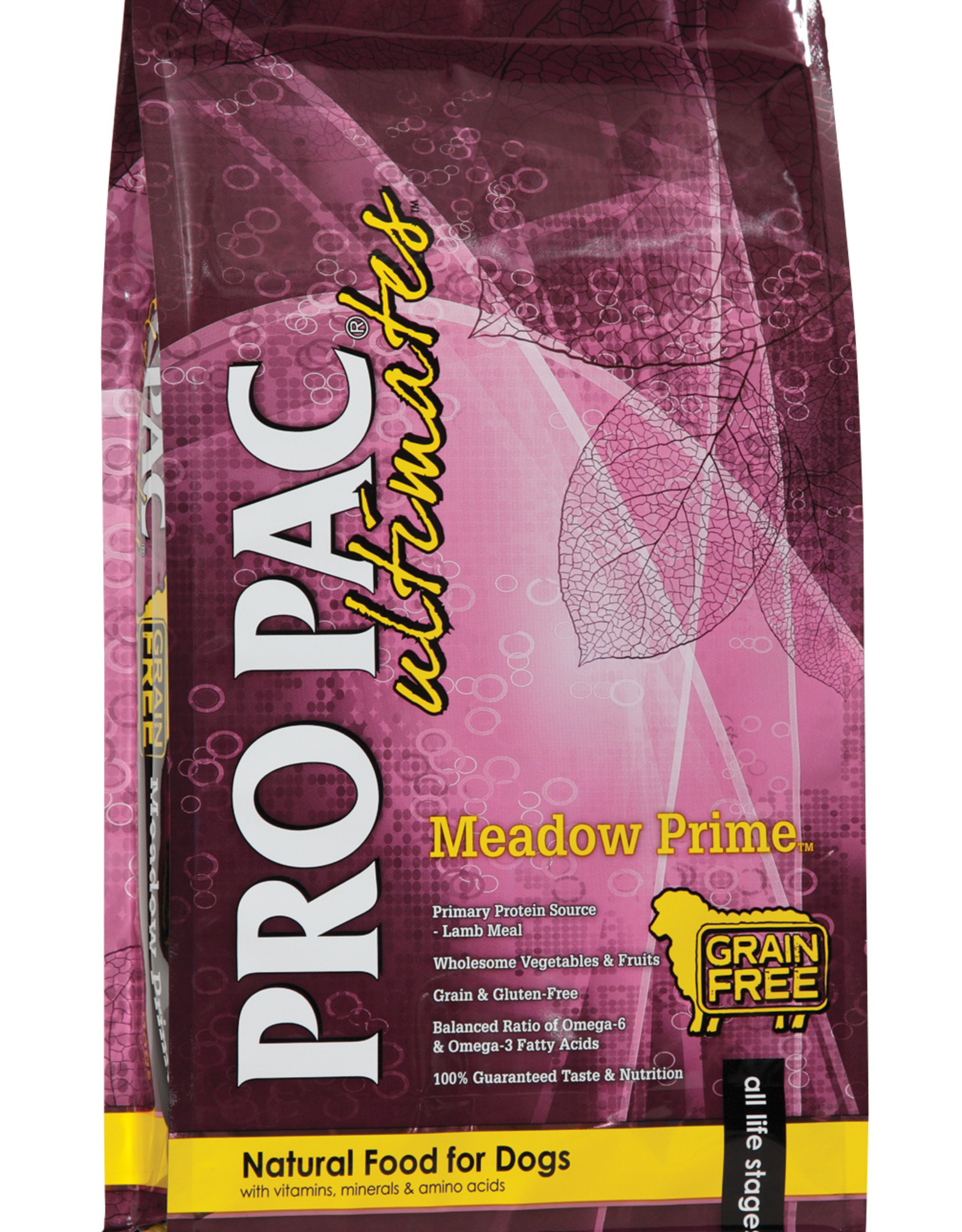 PRO PAC Ultimates PRO PAC Ultimates Dog Food Meadow Prime