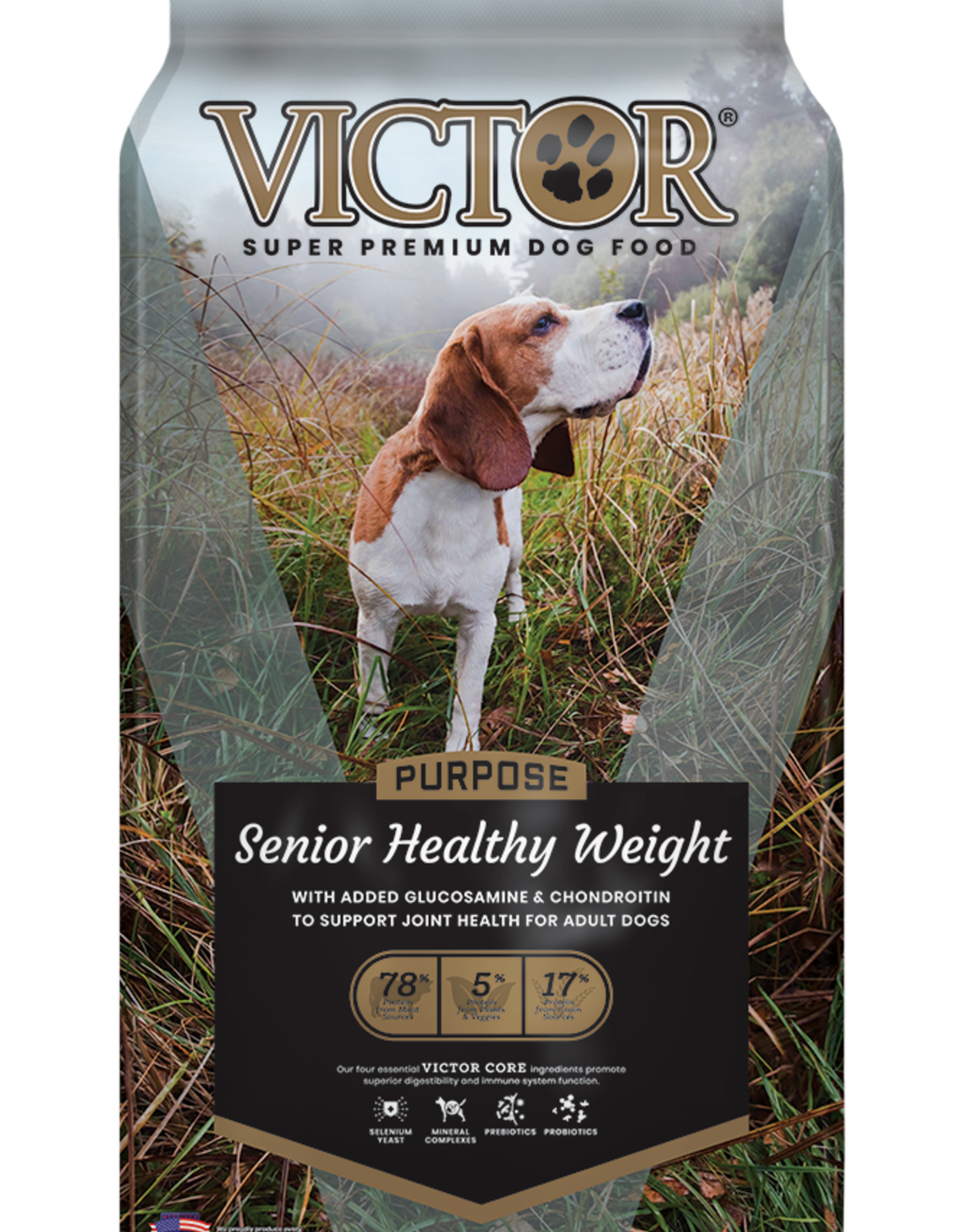 Victor Victor Dog Food Senior Healthy Weight