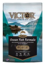 Victor Victor Dog Food Ocean Fish