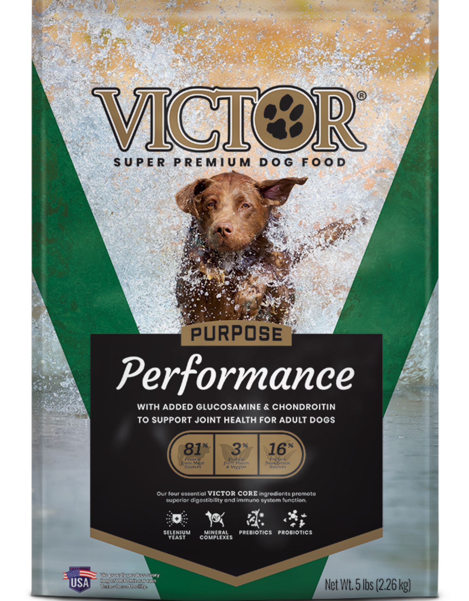 Victor Victor Dog Food Performance Plus