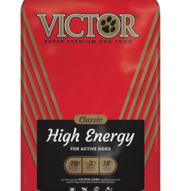 Victor Victor Dog Food 40 lb High Energy