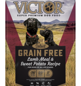 Victor Victor Grain Free Dog Food Lamb Meal & Sweet Potato