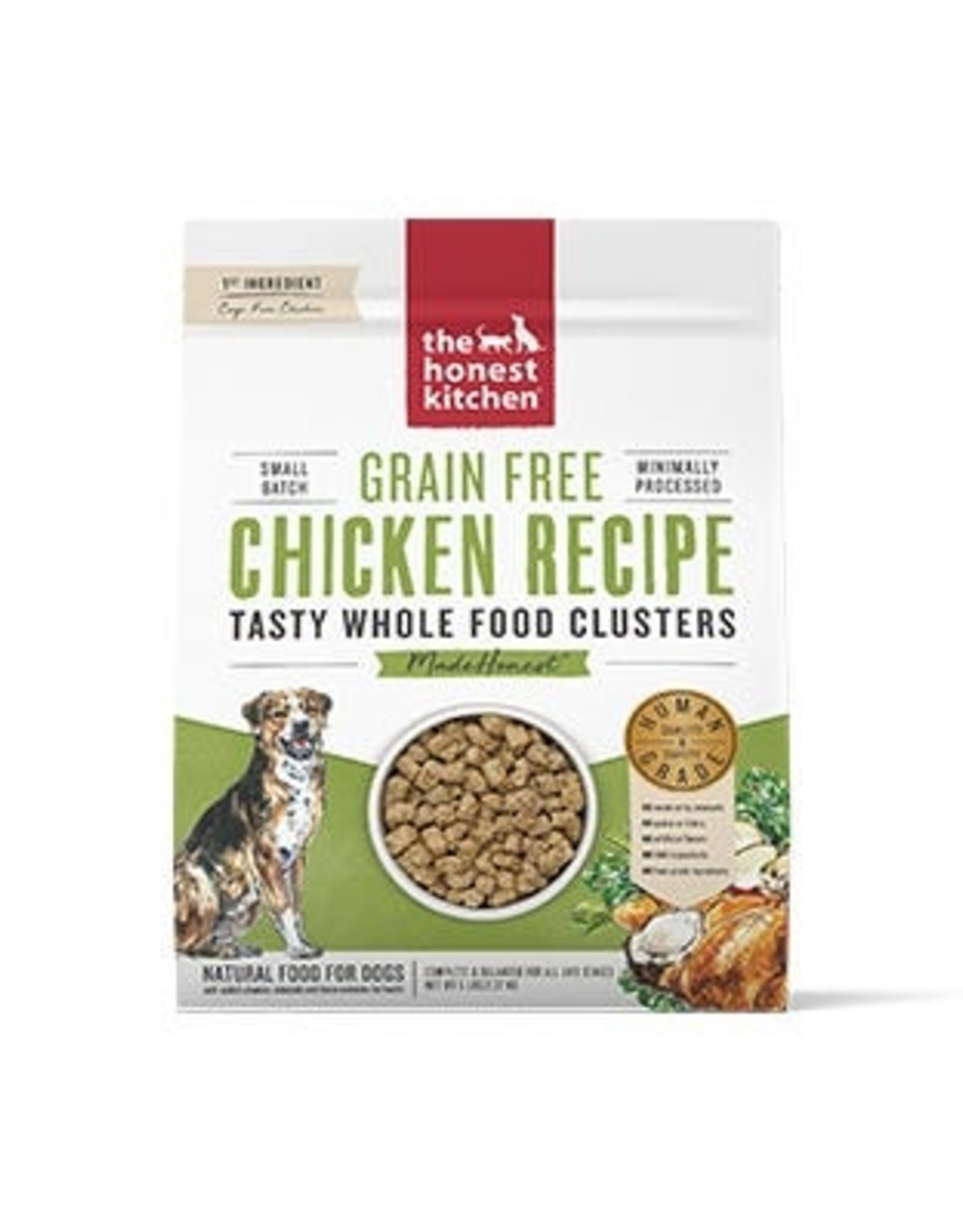 Honest Kitchen Clusters Chicken