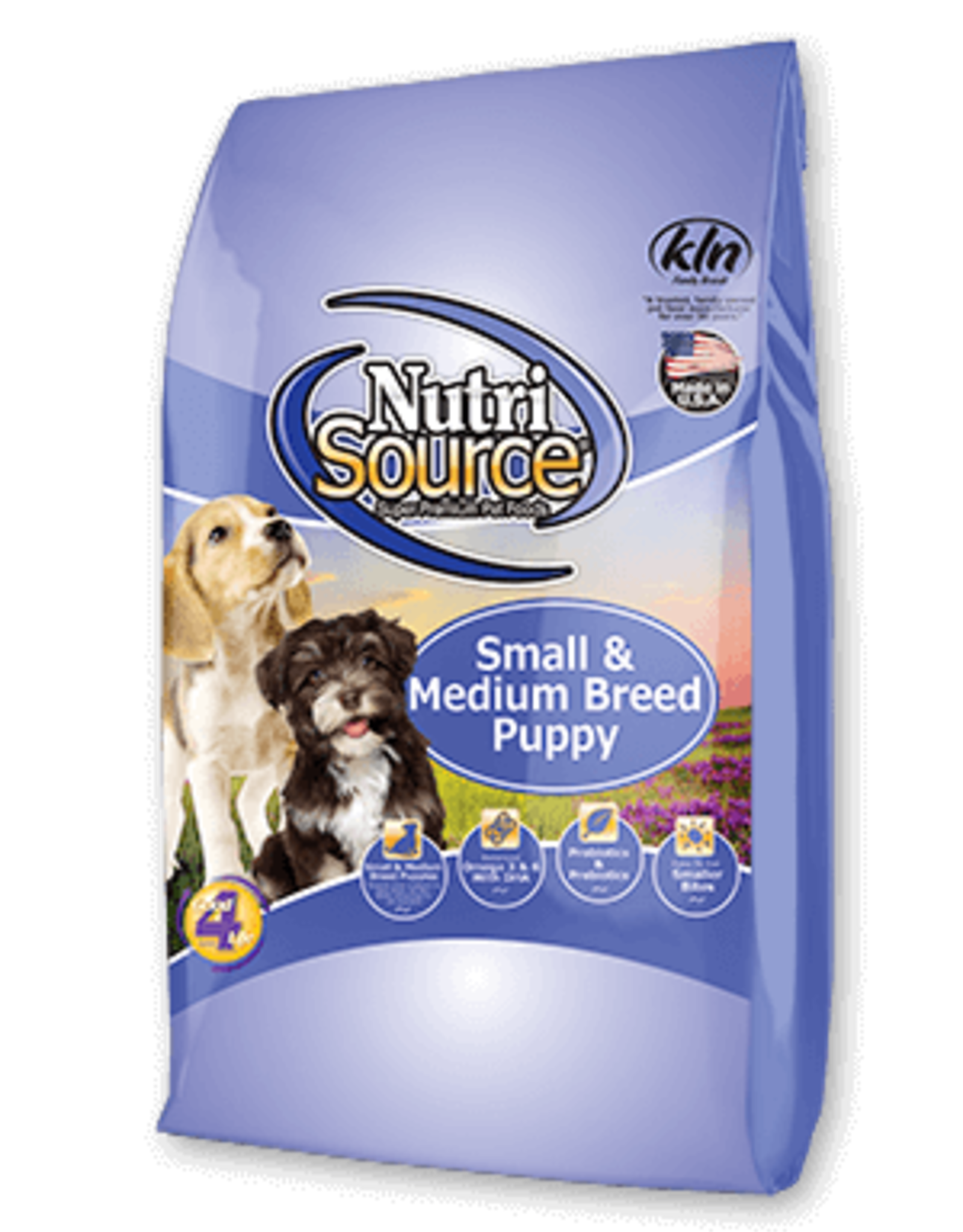 Nutrisource Dog Food Small/Medium Puppy