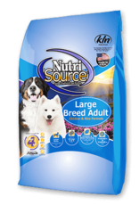 Nutrisource Dog Food Large Breed Adult