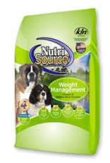 Nutrisource Dog Food Weight Management