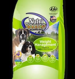 Nutrisource Dog Food Weight Management