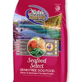 Nutrisource GF Dog Food Seafood Select