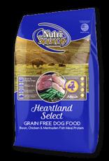 Nutrisource GF Dog Food Heartland Select