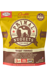 Primal Raw Frozen Canine Nuggets